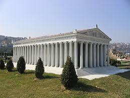 پاورپوینت آشنایی با عجایب هفتگانه معماری قدیم جهان